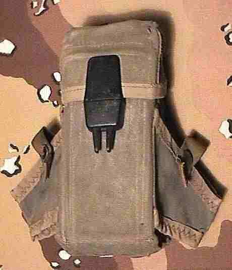GI - AR15/M16 30rd mag pouch - Used