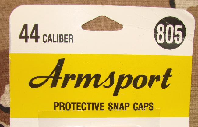 Armsport 44 Snap Caps
