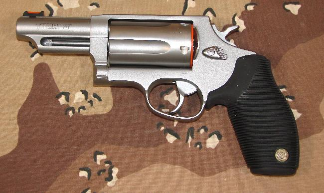 Taurus 'The Judge'