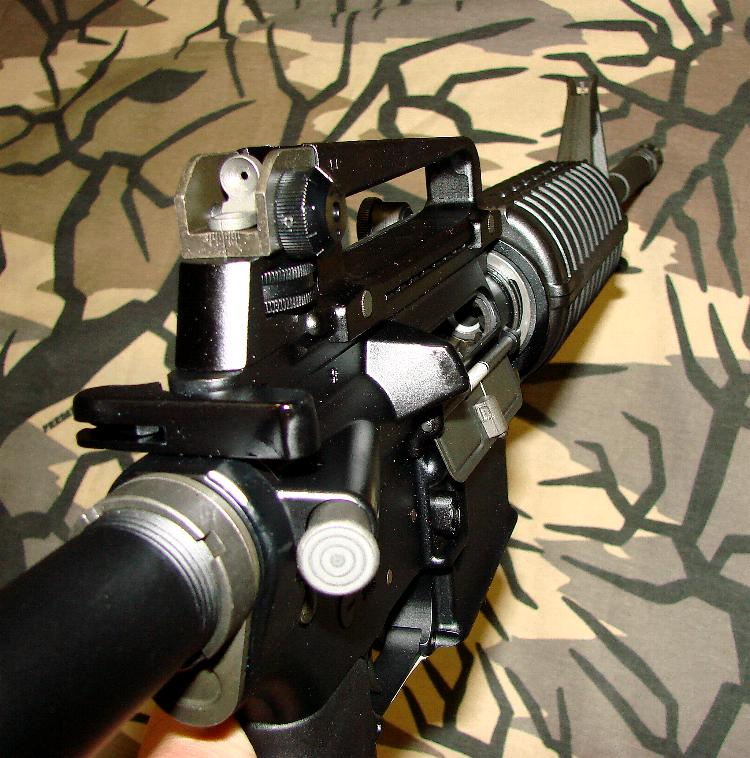 Windham Weaponry R16M4A4T Rifle